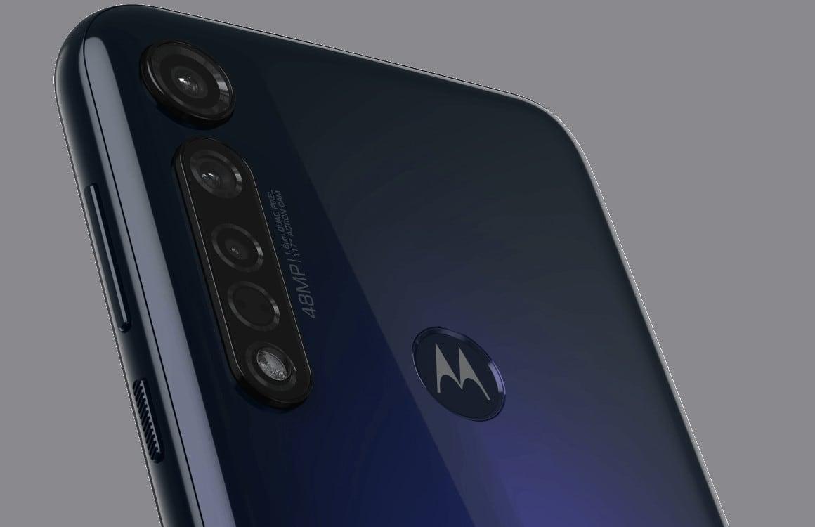 'Specs en afbeeldingen Motorola Moto G8 Plus verschijnen online'