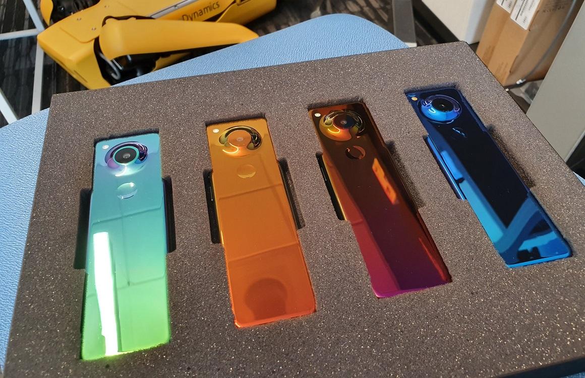Nieuwe Essential-smartphone lijkt meer op een afstandsbediening