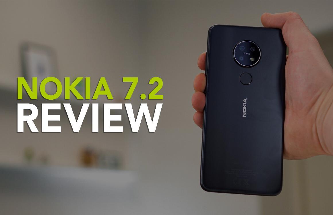 Videoreview: Nokia 7.2 is veelzijdig en vriendelijk geprijsd toestel