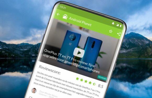 Android nieuws #41: OnePlus 7T Pro officieel, Pixel Watch en Android 10
