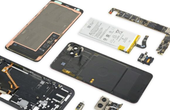 Teardown: Google Pixel 4 XL blijkt erg lastig te repareren
