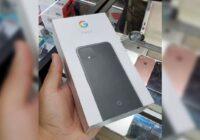 'Dit is de verpakking van de Google Pixel 4'