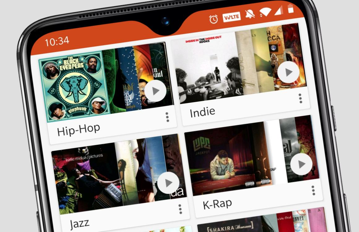 Google Play Music passeert 5 miljard downloads