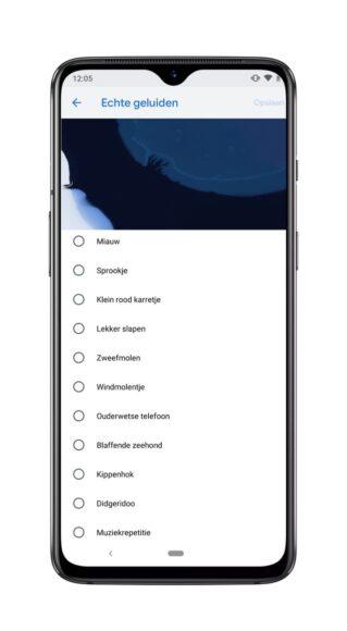 Google Geluiden