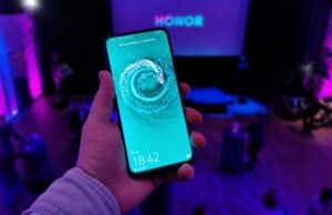 Honor 9X event