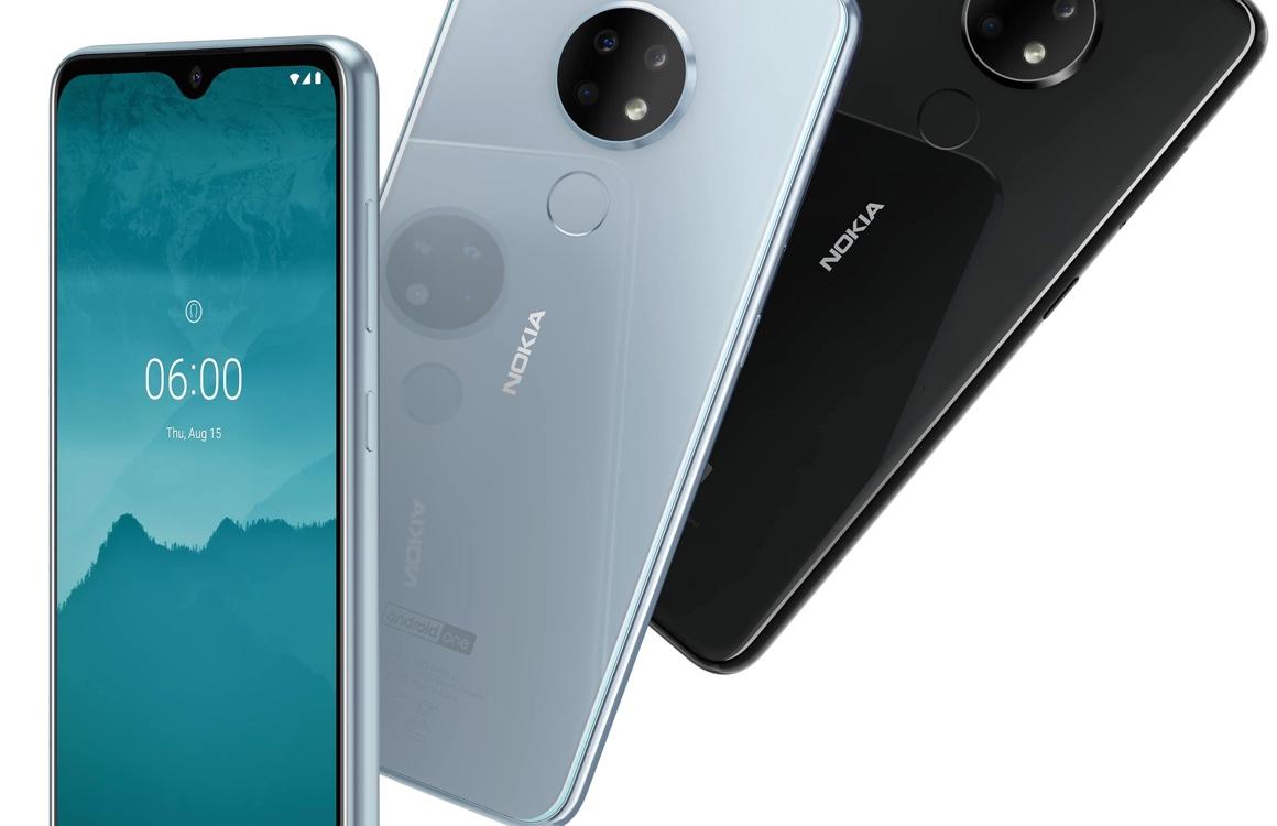 Nokia 6.2 met stock-Android en drie camera's nu te koop in Nederland