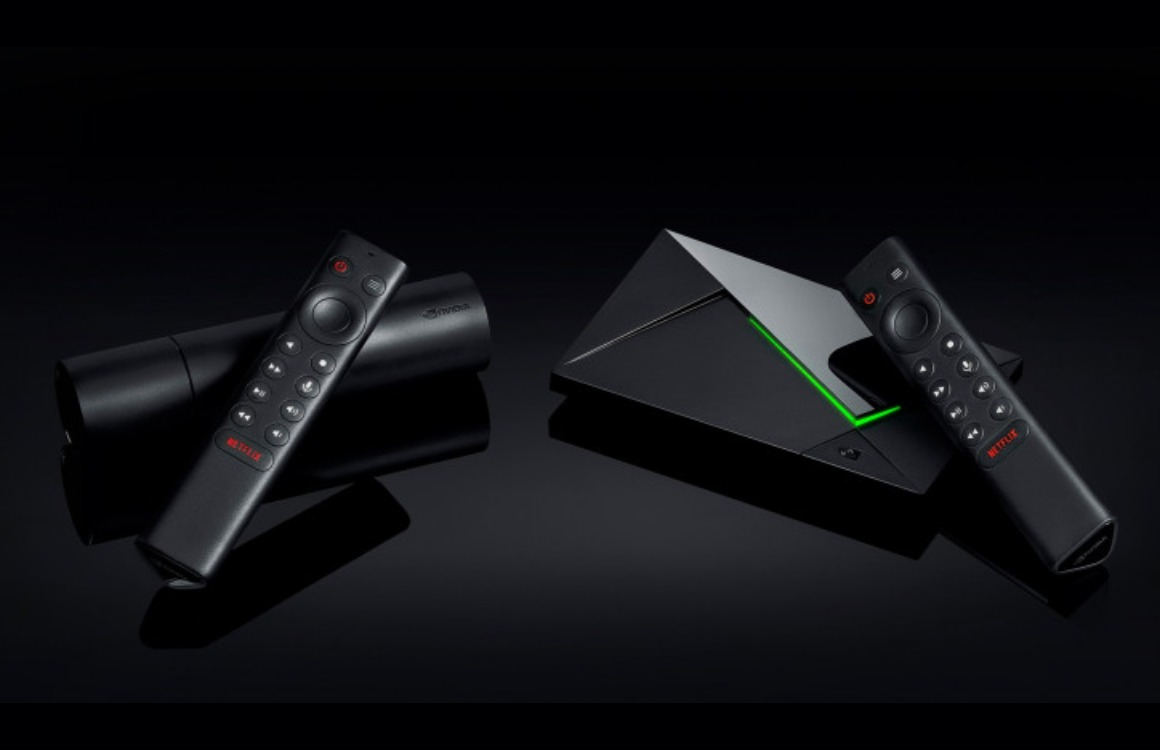 Nvidia kondigt Shield TV (Pro) aan: Android TV-mediaspelers met Google Assistent
