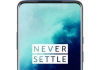 'Officiële renders OnePlus 7T Pro verschijnen online'