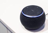Samsung toont Galaxy Home Mini-speaker, maar blijft geheimzinnig