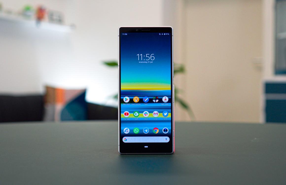 Sony Xperia 1 en Xperia 5 krijgen nu update naar Android 10
