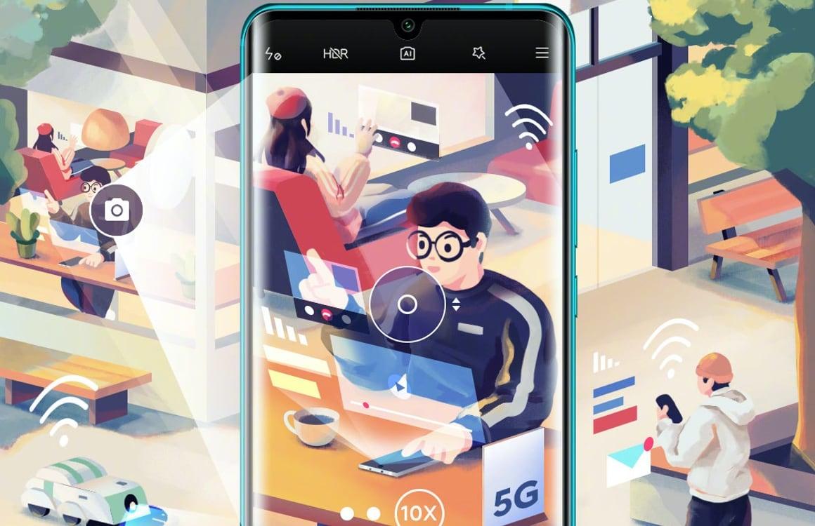 'Xiaomi Mi Note 10 vanaf november beschikbaar, specs gelekt'