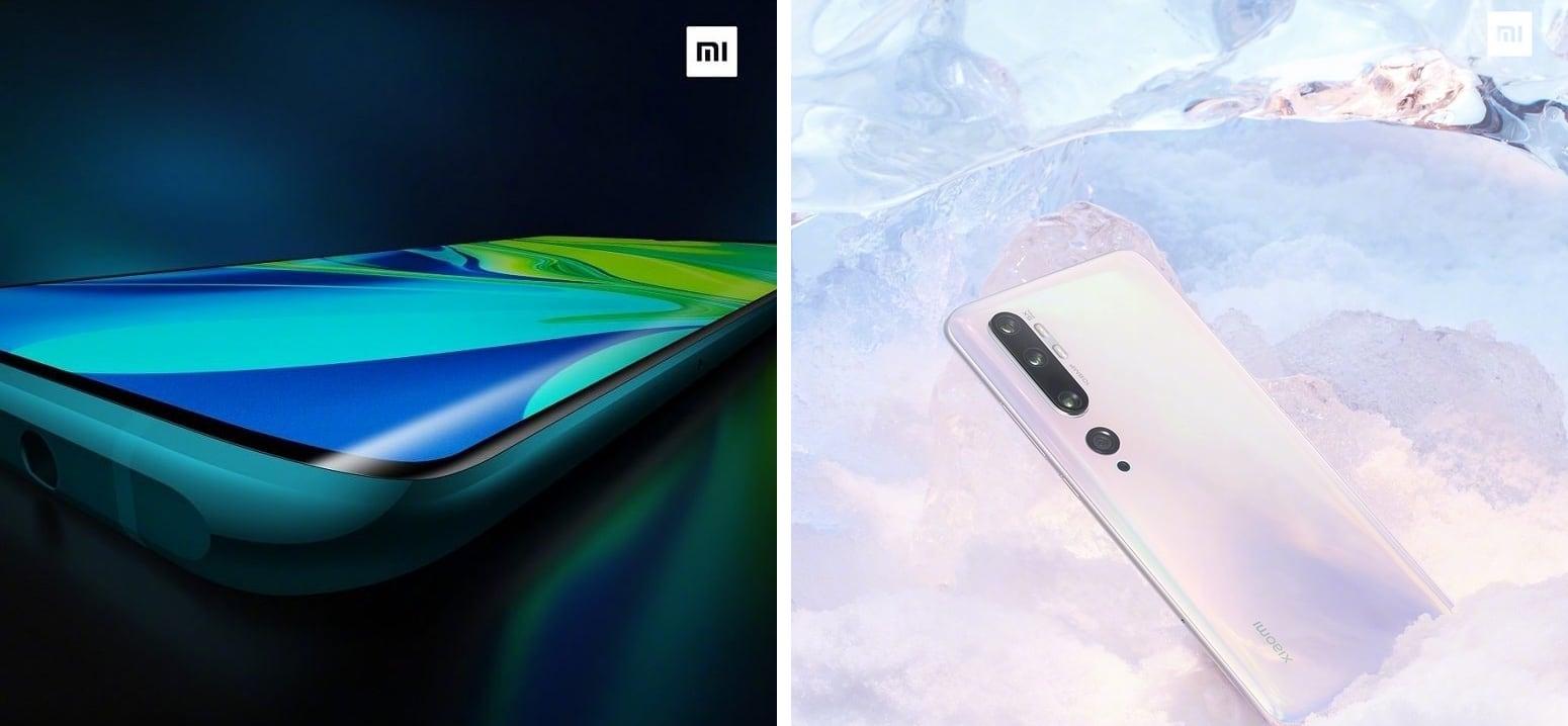 Xiaomi Mi CC9 Pro / Xiaomi Mi Note 10