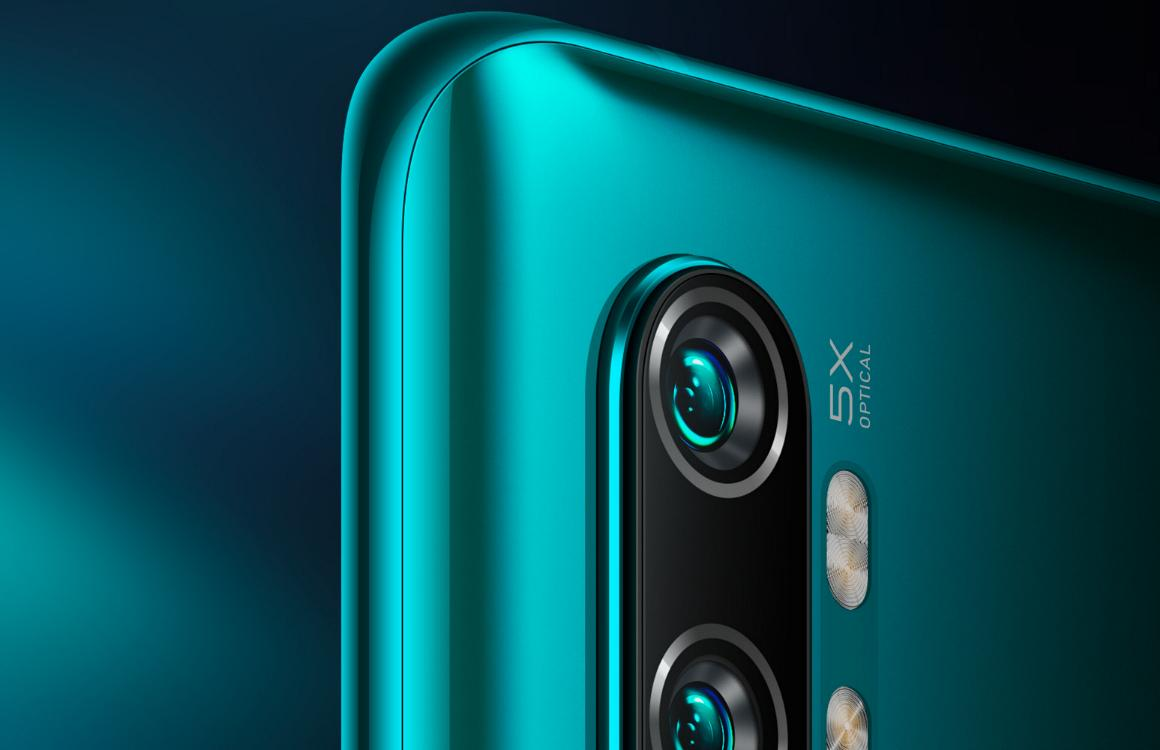 'Xiaomi presenteert 5 november Mi CC9 Pro met 108 megapixel-camera'