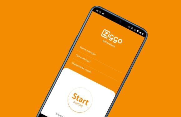 Nieuwe Ziggo-app meet hoe snel je wifi-netwerk is
