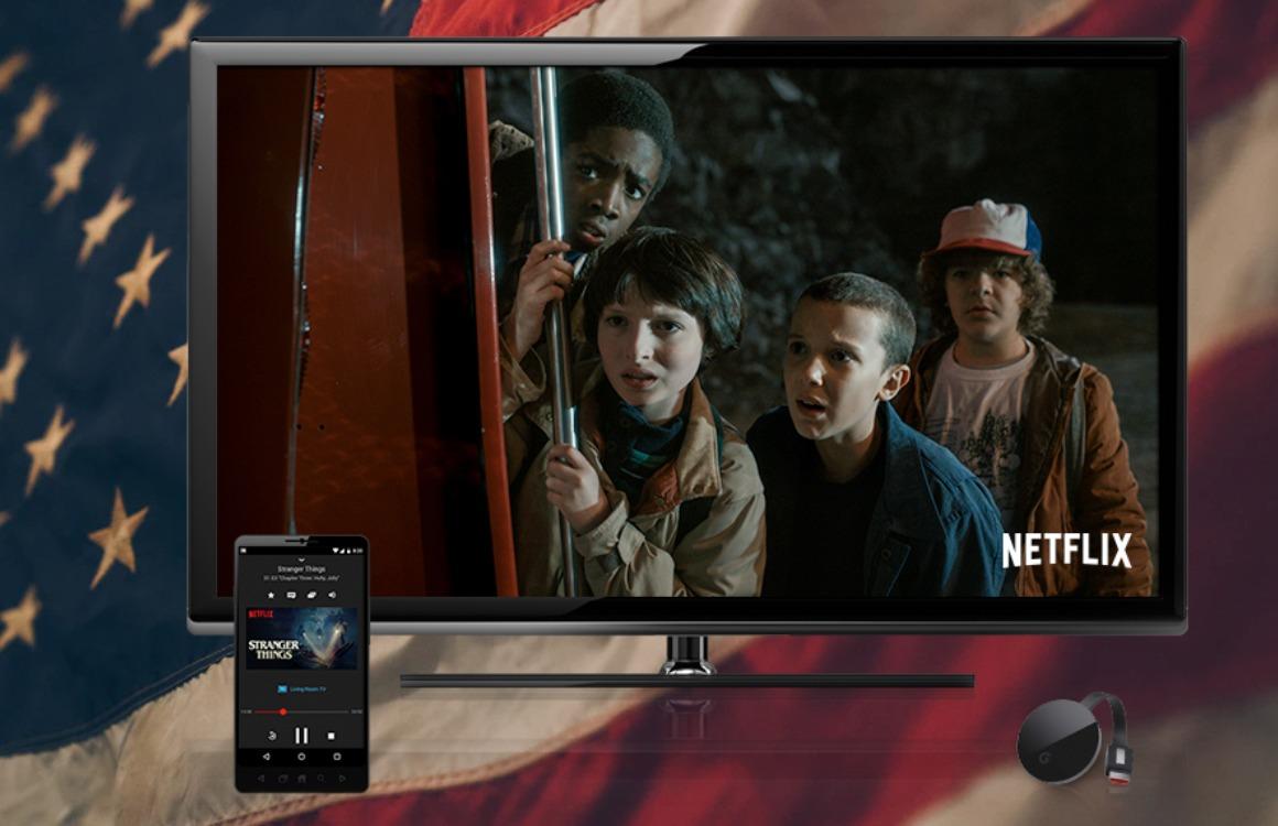 Amerikaanse versie van Netflix kijken: zo doe je dat