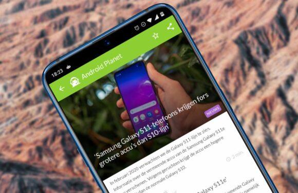 Android nieuws #45: Grote accu voor Samsung Galaxy S11, veiligere Play Store en meer