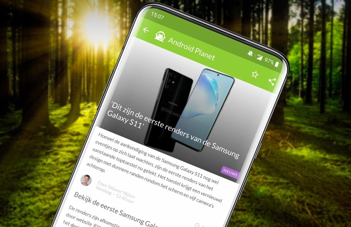 Android nieuws #47: Samsung Galaxy S11-renders gelekt en Google Stadia release