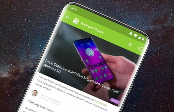 Android nieuws #48: Samsung Galaxy S11 Plus en Google Assistent Ambient Mode