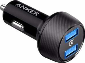 anker powerdrive usb autolader
