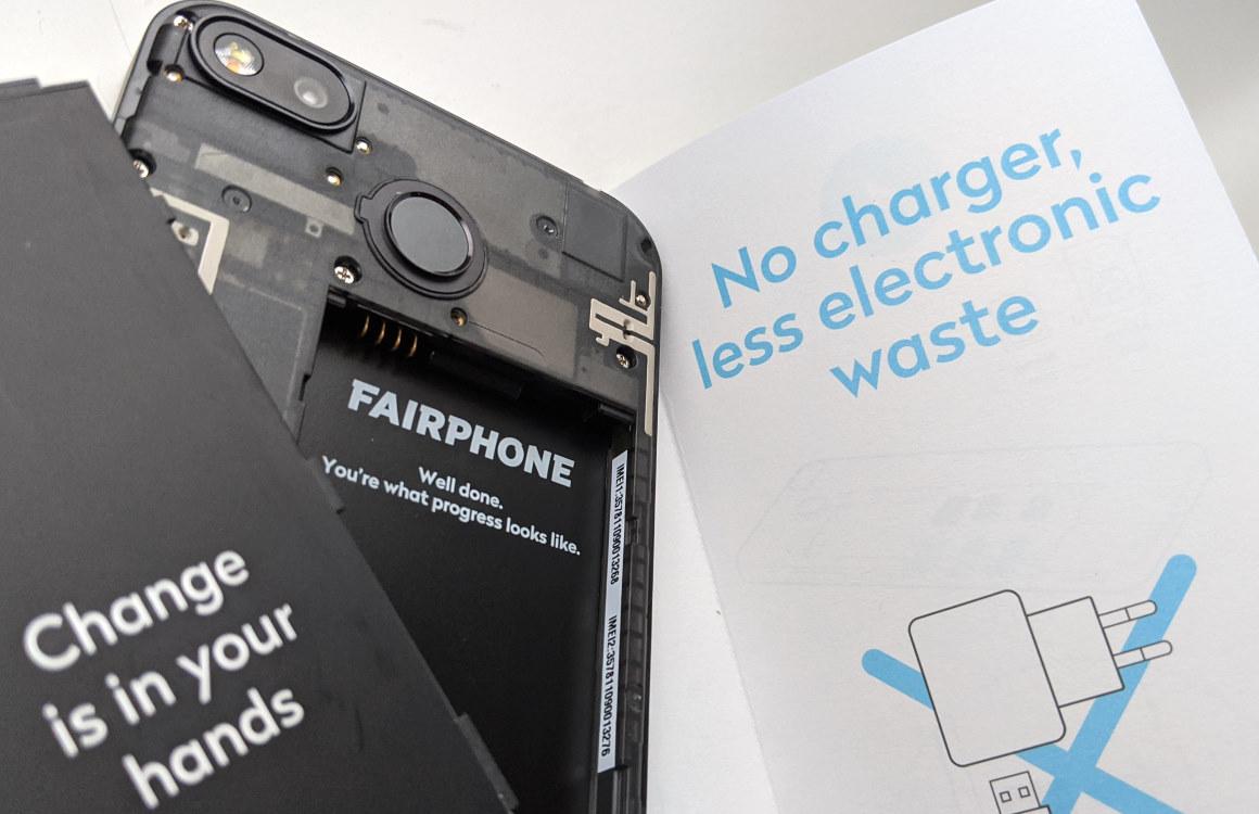 Fairphone 3 accessoires