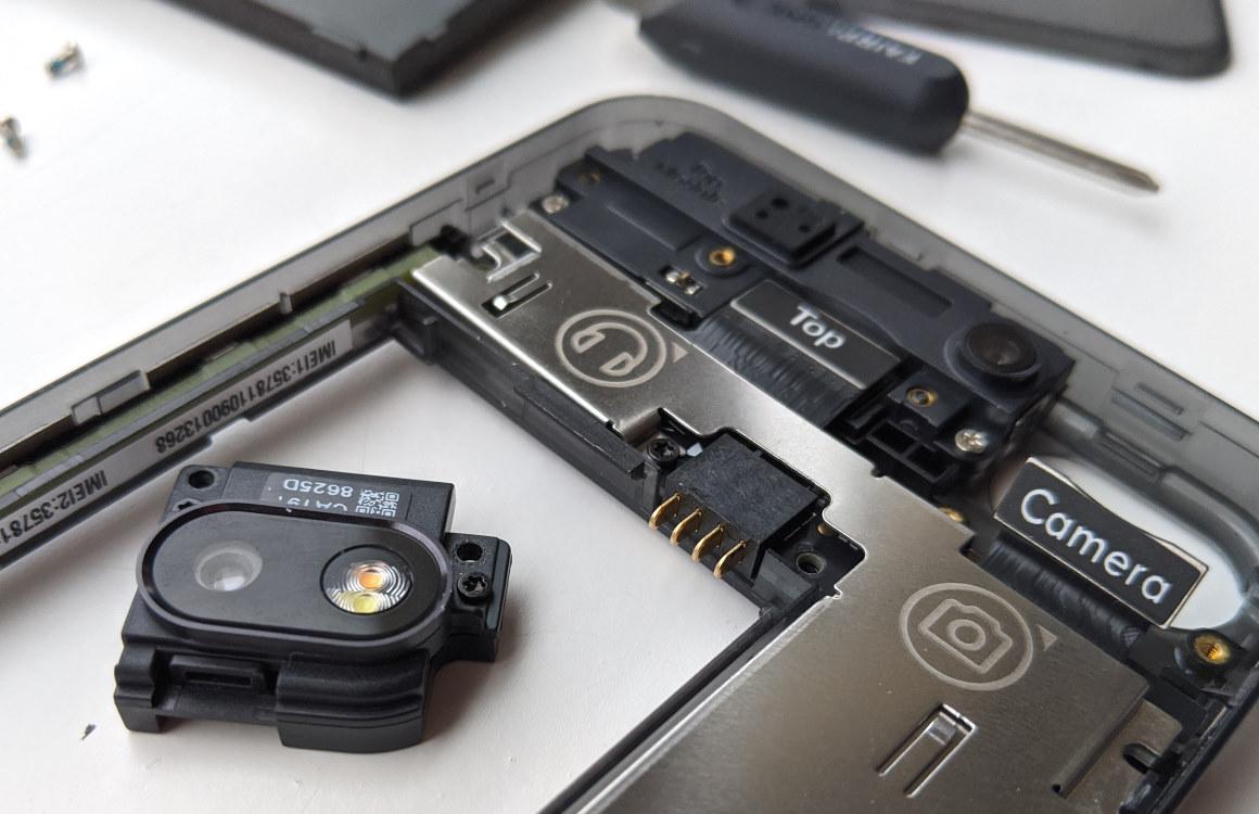 Fairphone 3 camera