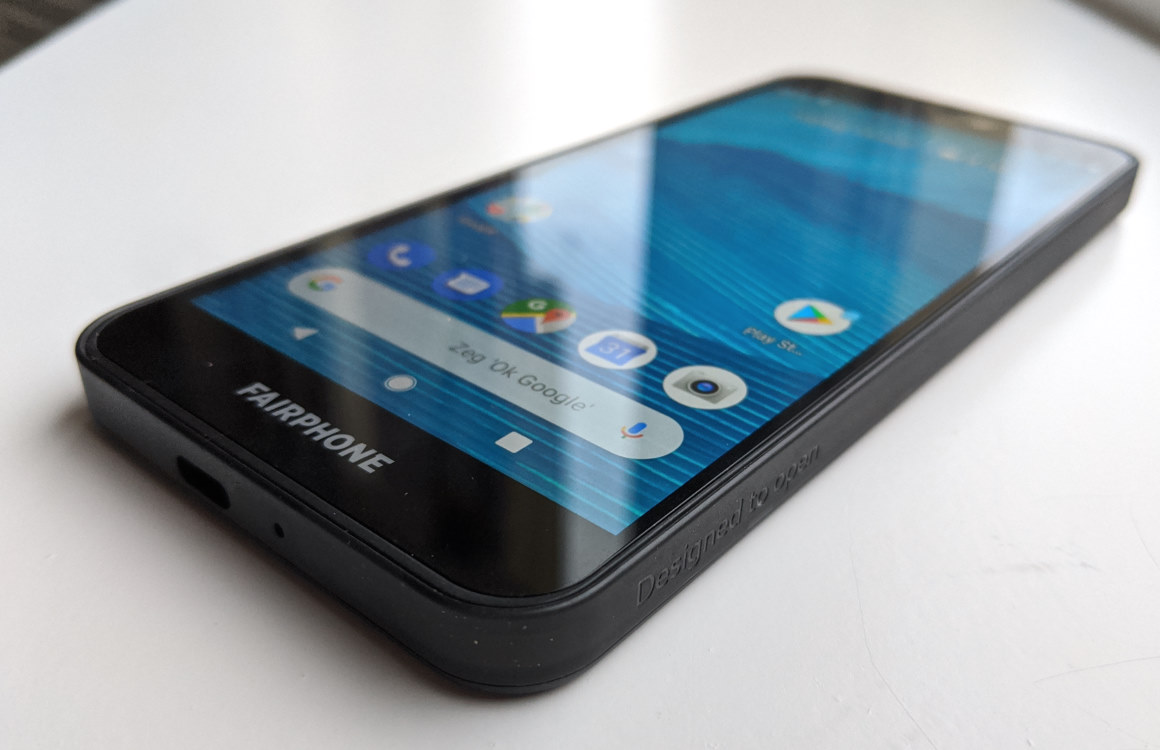 Fairphone 3 favoriete smartphone