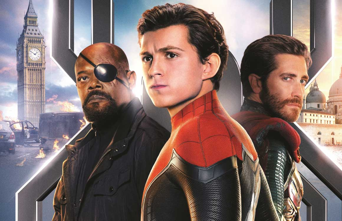 Chromecast-tips week 45: De toekomst is fantastisch, Spider-Man