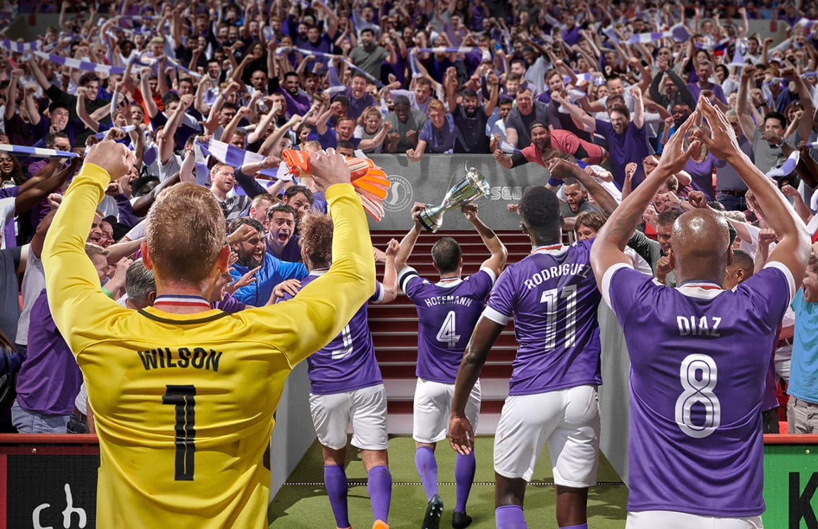 De 5 beste Android-games van november: Doors, Football Manager 2020
