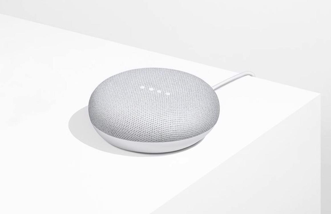 Tip: tijdelijk twee Google Home Mini's voor slechts 49,95 euro
