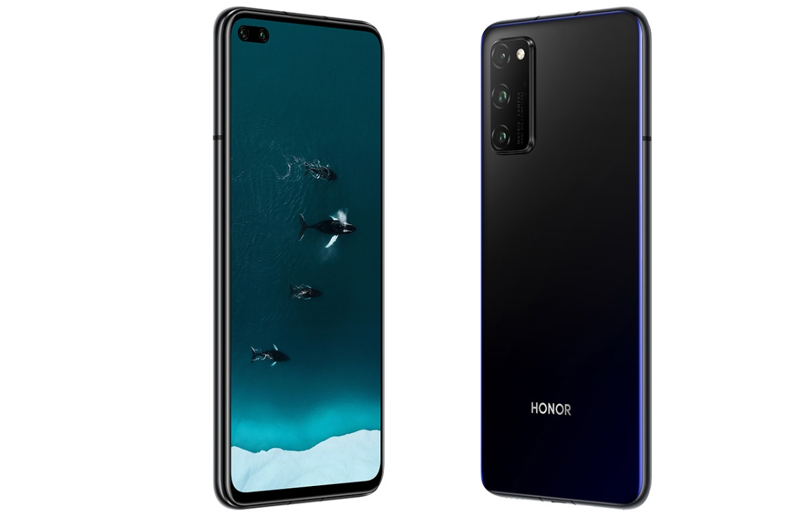 honor view 30 pro officieel
