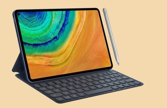 'Dit is de Huawei MatePad Pro-tablet met cameragat in scherm'