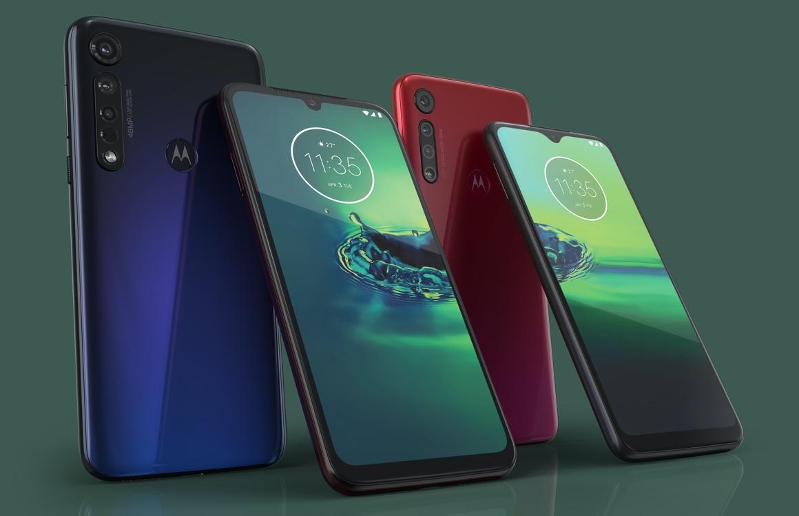 Motorola Moto G8 Plus met grote accu nu te koop in Nederland