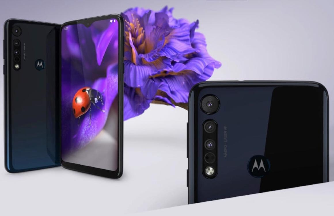 Motorola One Macro met speciale camera nu te koop voor 199 euro