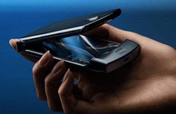 Motorola Razr gaat 1599 euro kosten in Europa