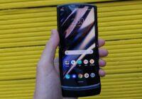 Hands-on: Motorola Razr met vouwbaar scherm pakt het anders aan
