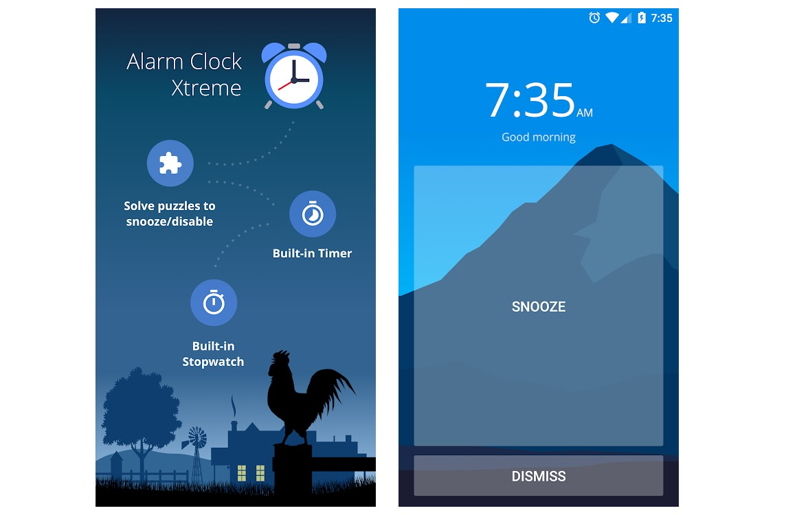 slaap-app android alarm clock