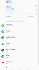 WhatsApp verbruikt veel stroom