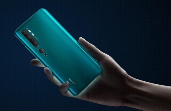 Xiaomi Mi Note 10 officieel: vijf camera's op achterkant en grote accu