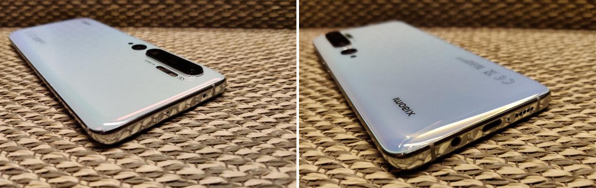Xiaomi Mi Note 10 hands-on