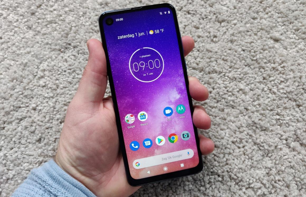 Waarom de Motorola One Vision Colin's favoriete smartphone van 2019 is