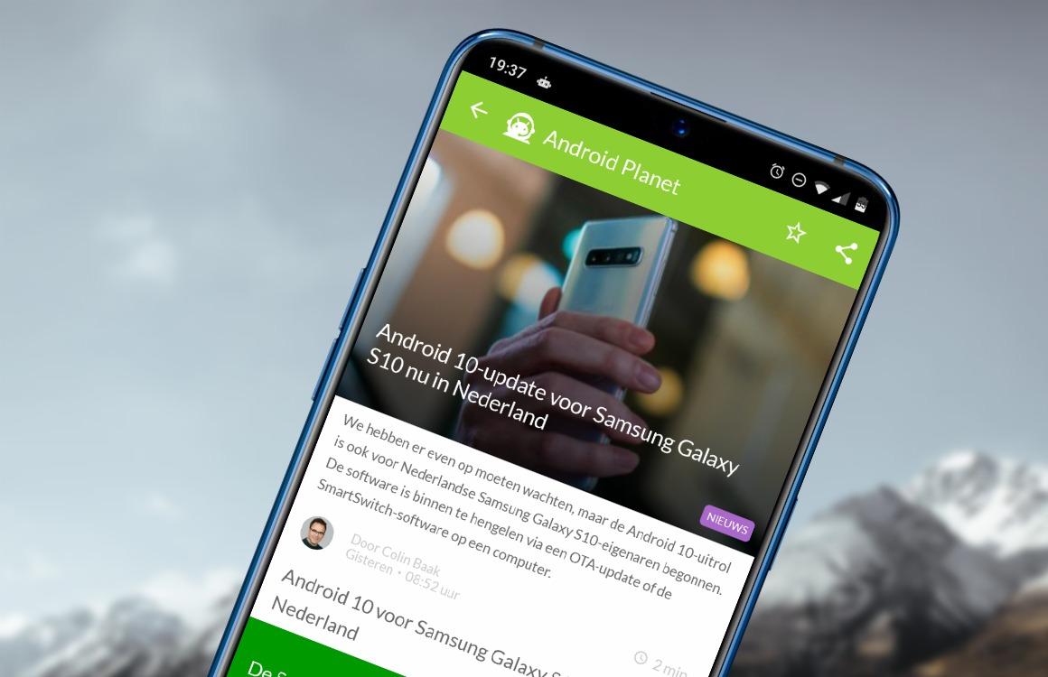 Android nieuws #49: Android 10-updates voor Samsung en Sony en jouw Spotify-jaaroverzicht