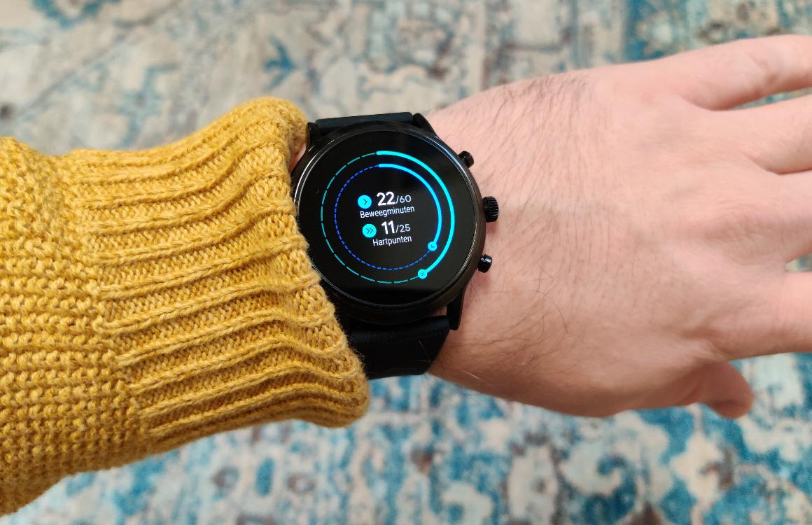 Android Wear OS 2019 review - Fossil Gen 5