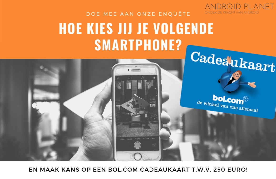 Refurbished enquête: de winnares van de Bol.com-cadeaukaart is bekend!