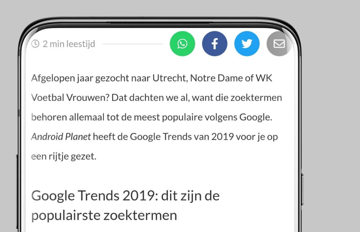 Dit waren de populairste zoektermen op Google in 2019