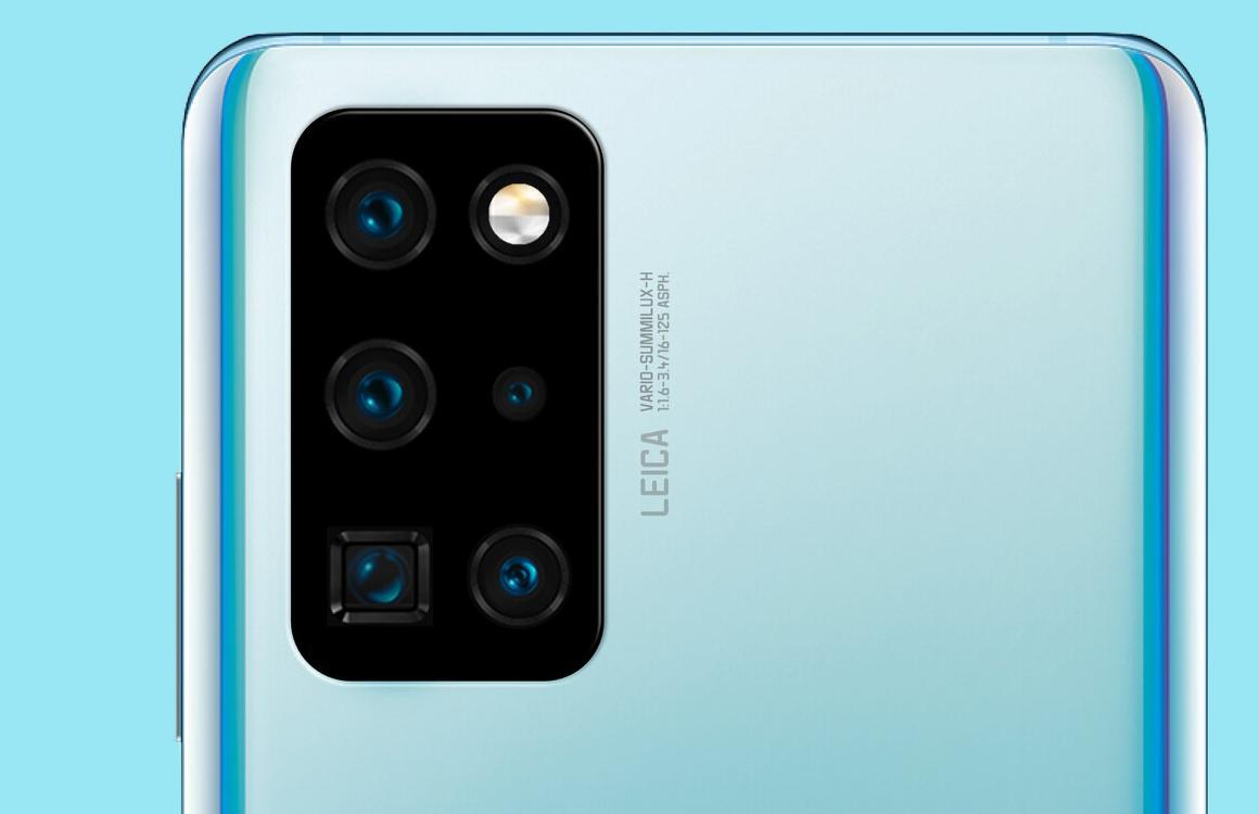 Gerucht: Huawei P40 Pro krijgt 7 camera's aan boord
