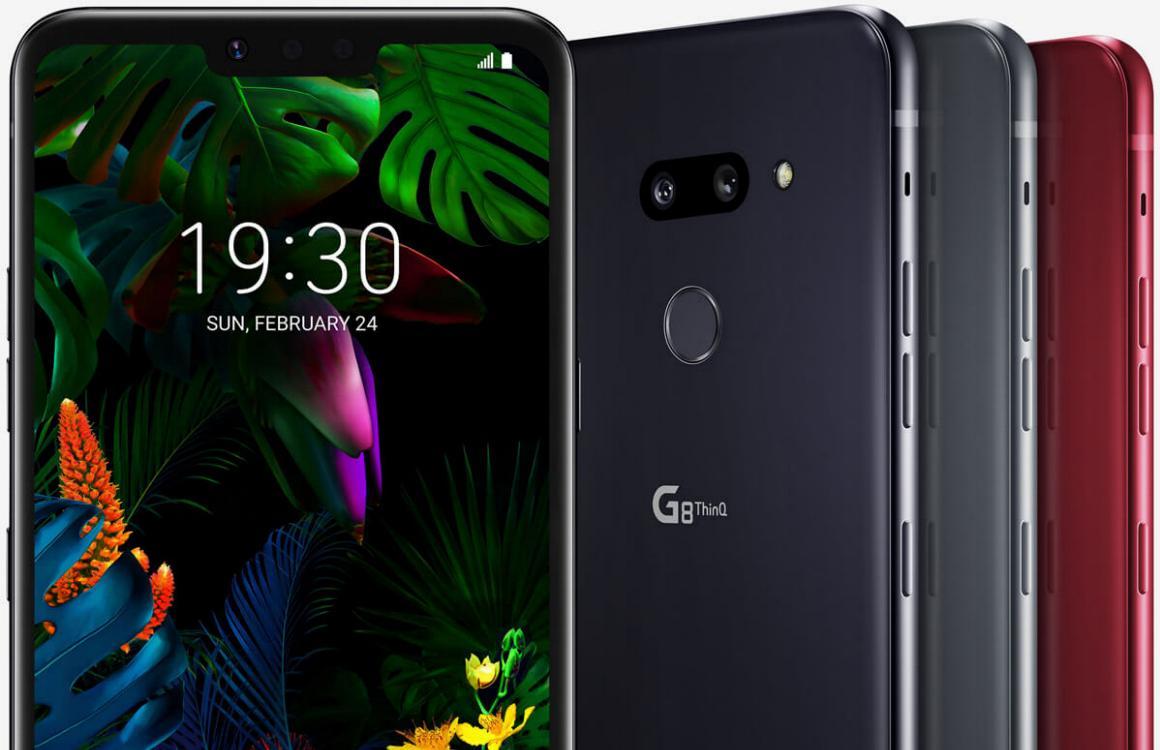 LG begint met uitrol Android 10-update voor G8 ThinQ