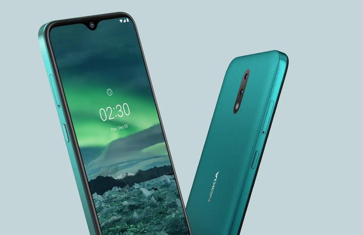 Betaalbare Nokia 2.3 met Android One en grote accu officieel gepresenteerd