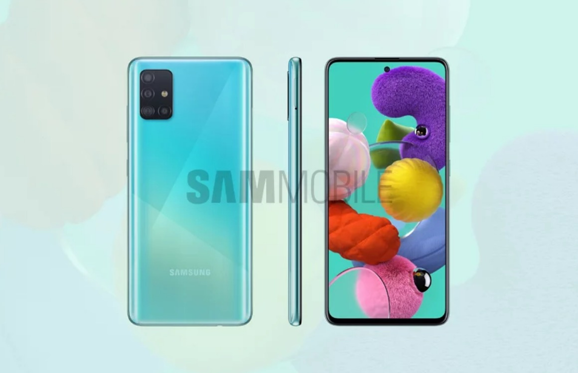 'Samsung Galaxy A51 wordt 12 december onthuld: dit zijn alle specificaties'