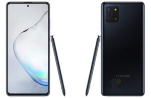 samsung galaxy note 10 lite renders 2 3