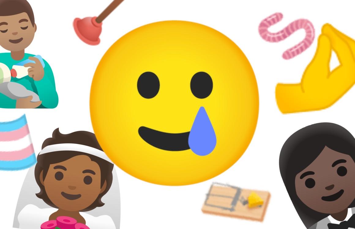 Deze 62 nieuwe emoji komen dit jaar naar Android 11